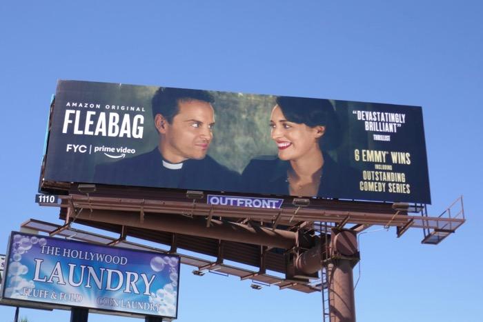 Fleabag 2019 FYC 6 Emmy wins billboard