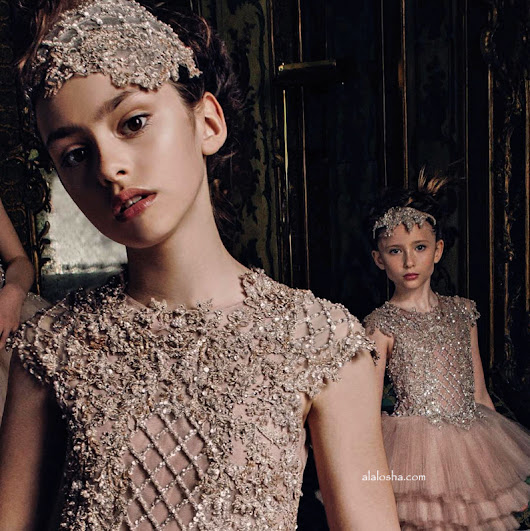 New Season SS'17: Mischka Aoki SS17 collection draws on fairytale-like elements