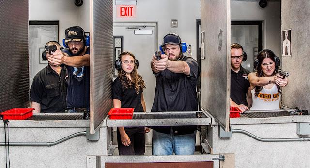 Dicas de Las Vegas: Cursos da The Gun Store