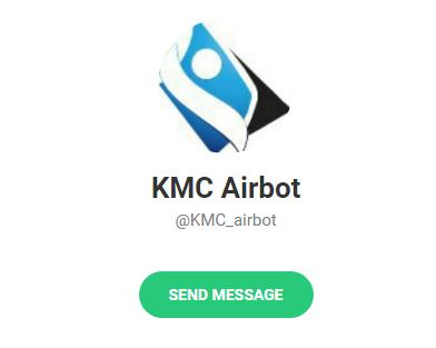 Claim airbot token
