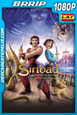 Sinbad: La leyenda de los siete mares (2003) 1080p BRrip Latino – Ingles