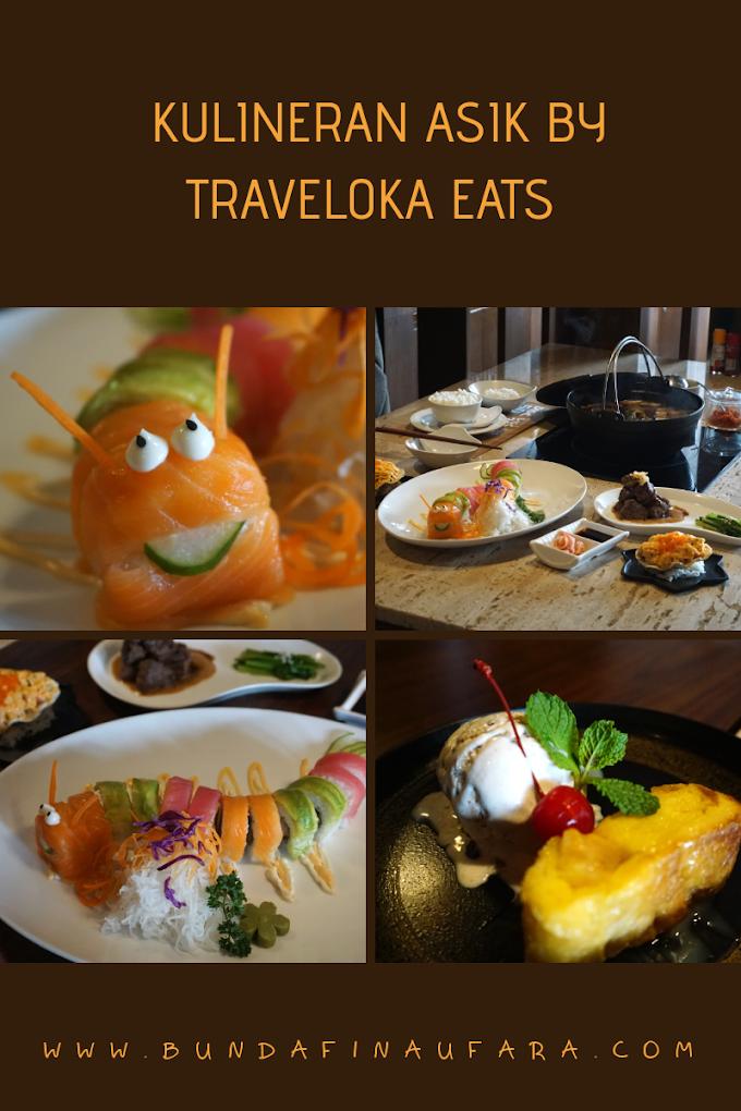 Kulineran Asik by Traveloka Eats