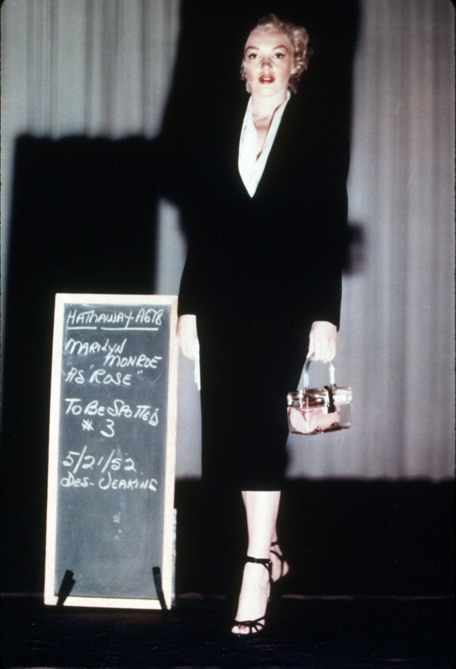 Interesting Photos Of Marilyn Monroe Wardrobe Tests For