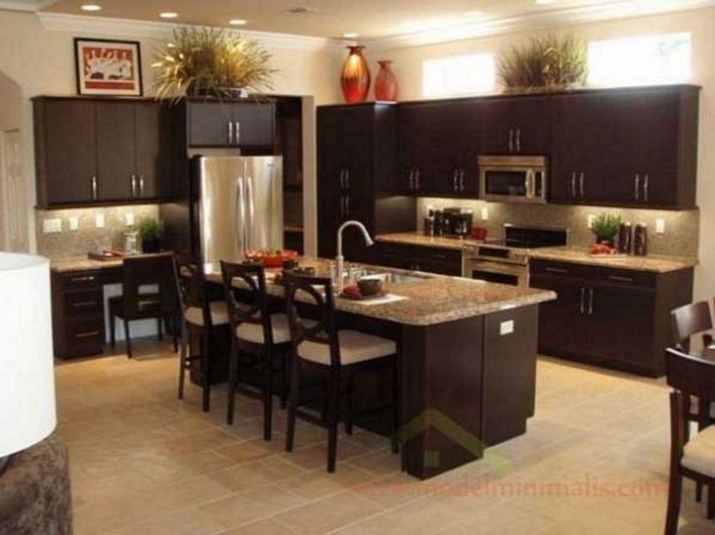 Mengatur Desain Interior Interior Dapur Modern Minimalis Populer