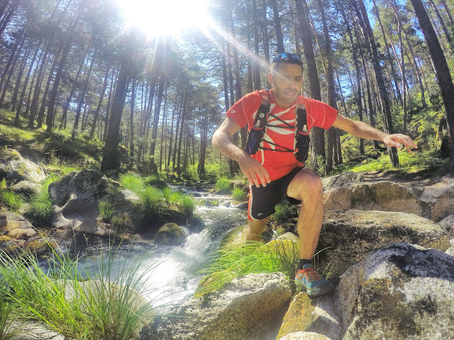 Diversión y disfrute en el Río Eresma