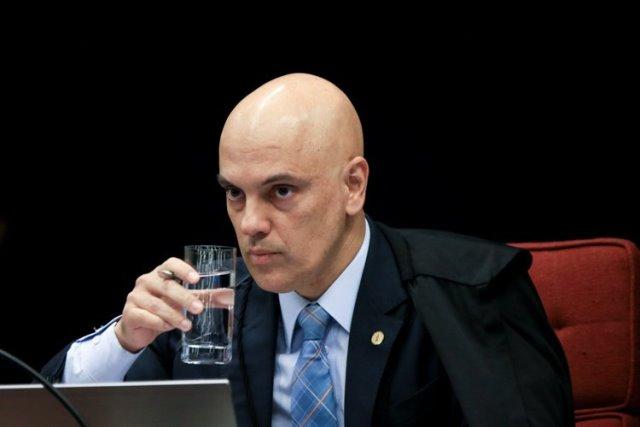 """Moraes diz que prisão de Silveira foi """"marco no combate ao extremismo"""""""