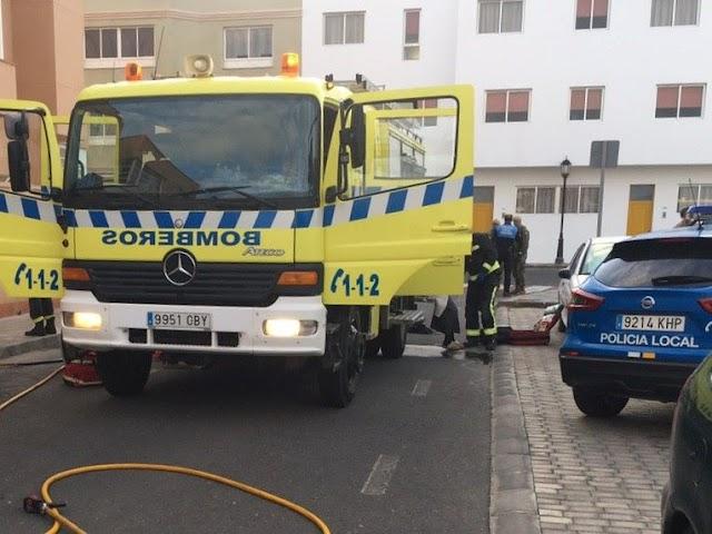 Fuerteventura.- Cuerpos de Seguridad Ciudadana de La Oliva continúan activos y prestando servicio en todo el municipio
