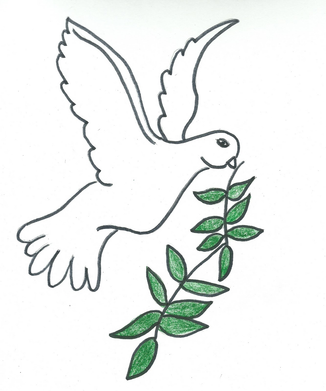 Catholic Dove Symbol Pictures to Pin on Pinterest - PinsDaddy