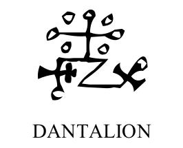 Sigil Dantalion