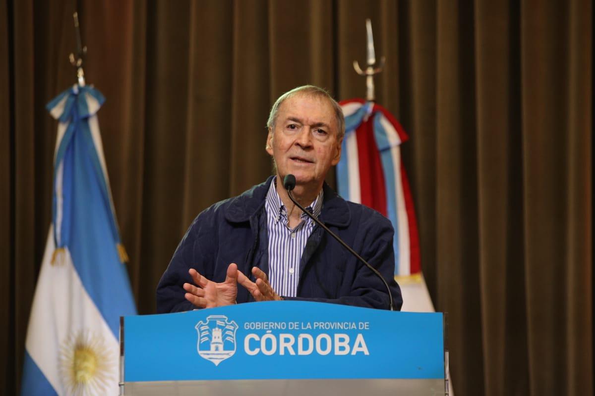 Coronavirus: Córdoba suspende las clases presenciales, reuniones sociales y familiares por dos semanas