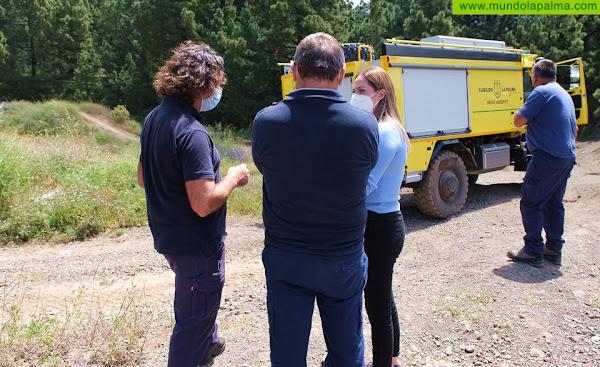 Los conductores de Medio Ambiente reciben formación sobre el uso de las nuevas autobombas