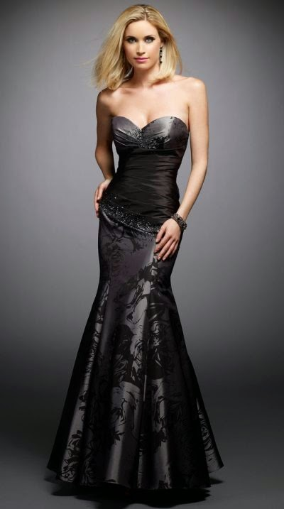 3c280fb421630 Davet bağlantılarını verdikten sonra konuya dönüyor ve balık etekli bir  straplez abiye elbise resmi konduruyorum. Bu kalp yaka elbise gri-siyah  karışımı bir ...