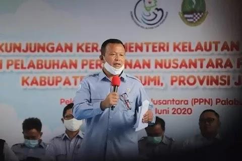 Breaking News! Menteri Kelautan dan Perikanan Edhy Prabowo Ditangkap KPK