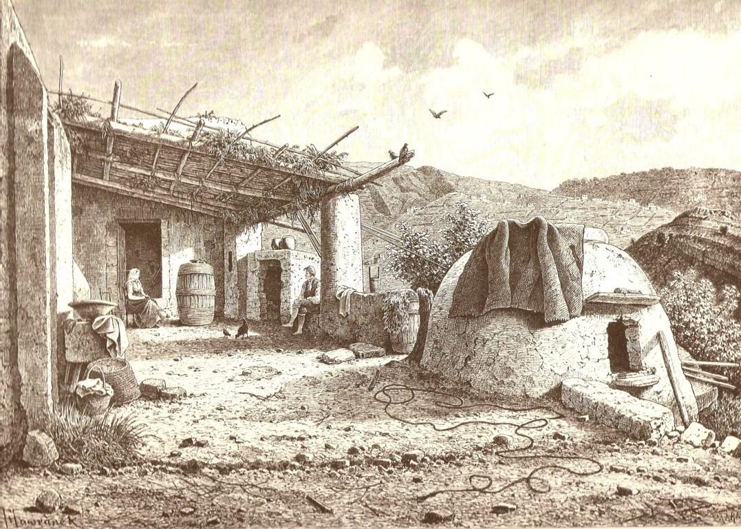 Le eolie nelle stampe d 39 epoca terza parte liparinet for Stampe di campagna francese