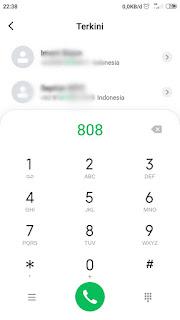 Cara Cek Nomor Telkomsel dengan Dial Up
