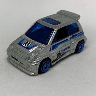 HOT WHEELS Zamac 85' Honda City Turbo II