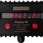 Load sensor Mechatronics Eurosens Difference onboard weighing system
