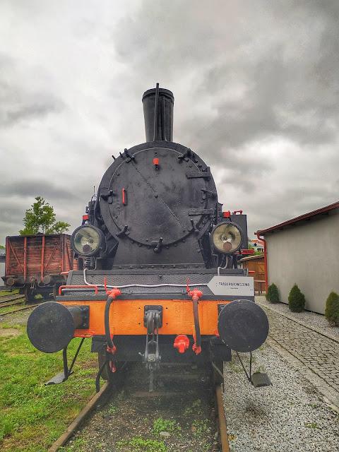 koleje, parowozy, wagony, historia kolei w Polsce