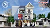 Biệt thự 3 tầng đẹp mái thái tân cổ điển nhẹ nhàng ở Hà Nội - Mã số BT2630 - Ảnh 3