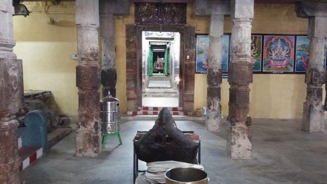 Sri Appakudathan Perumal Temple Main Shrine