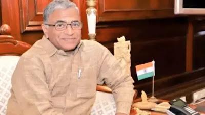 Harivansh Narayan Singh re-elected as Rajya Sabha Deputy Chairman, Defeated Opposition candidate Manoj Jha