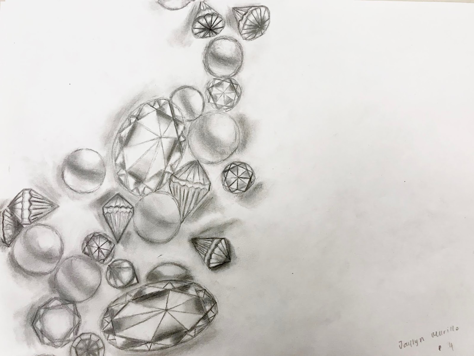 The Helpful Art Teacher Creating Visual Texture With Pencil