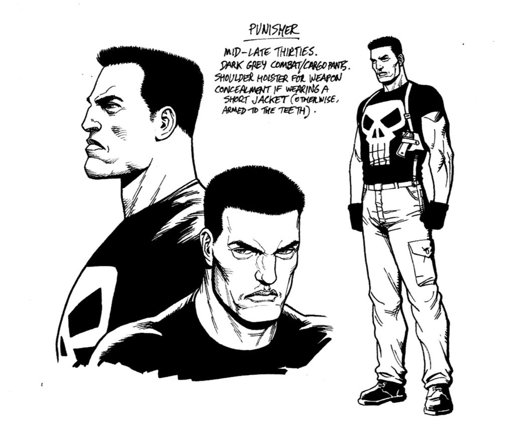 Punisher Central: PC POST #290: Punisher Solicit for May ...