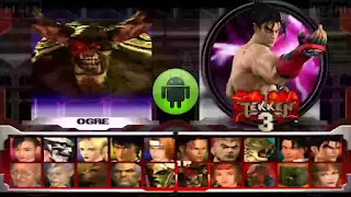Tekken 3 all characters unlocked