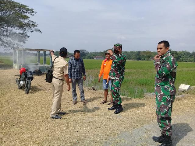 Dandim 0723 Klaten Tinjau Lokasi Pra Karya Bakti Target Harus Tercapai Dan Sukses