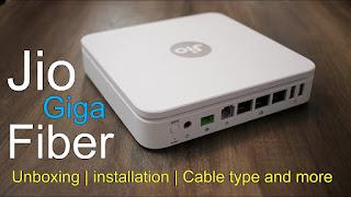 jio giga fibre | jio gigafiber broadband | jio gigafiber kya hai