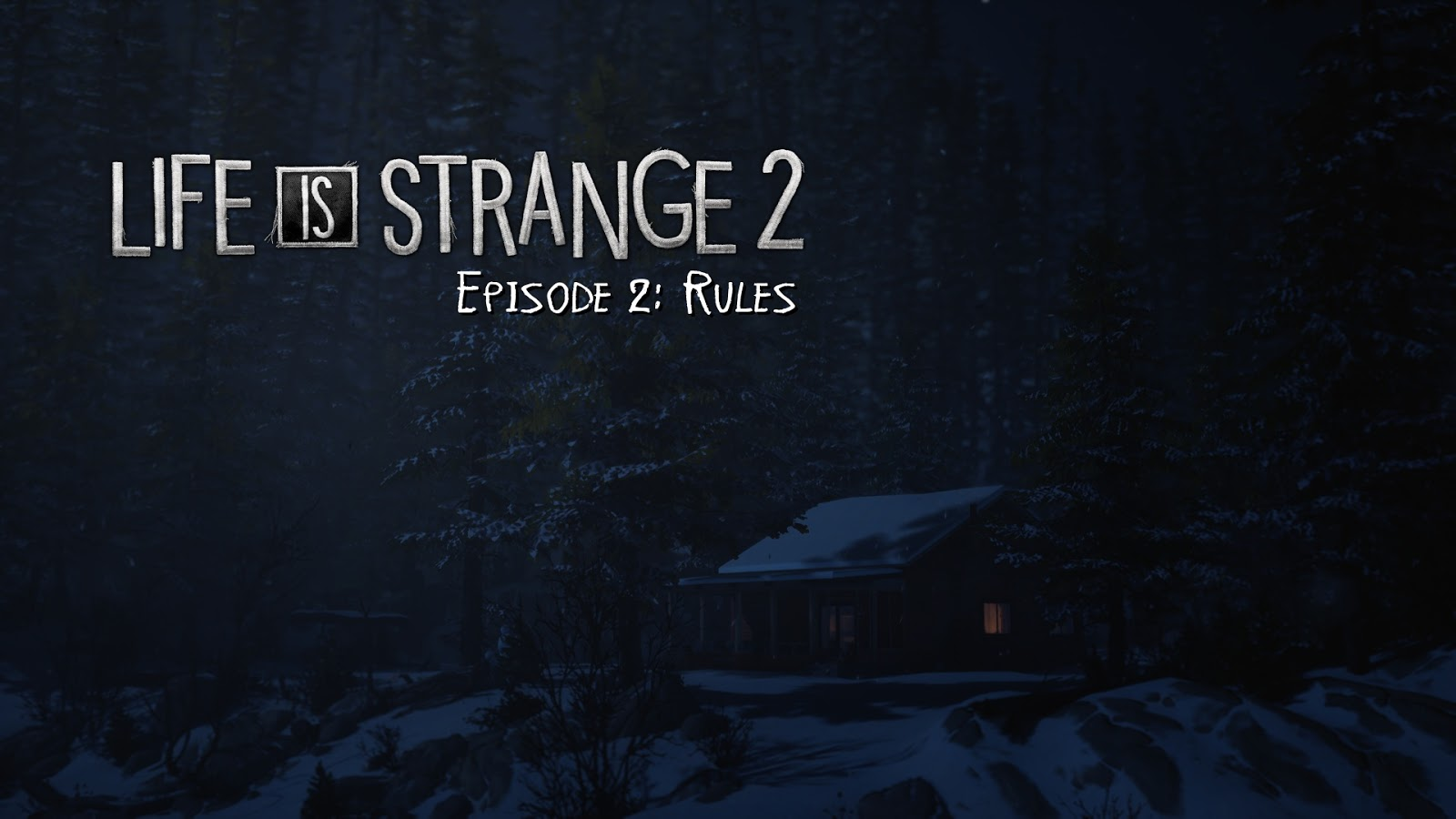 Life Is Strange 2 - Episode 2: Rules