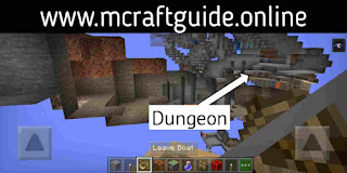 dungeon with X-RAY method