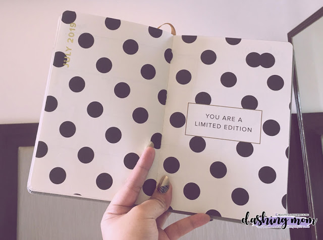 Parisian Shoes and Bags Planner 2019 July
