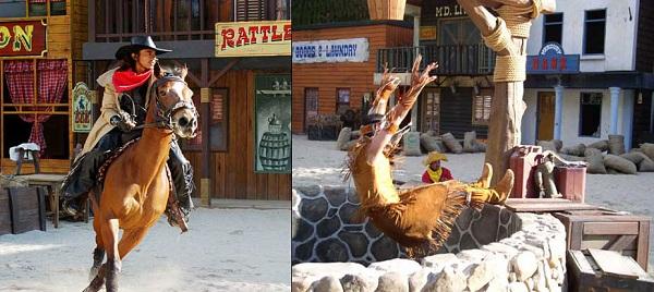 Cowboy của Safari World