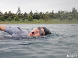 hình ảnh bơi lội