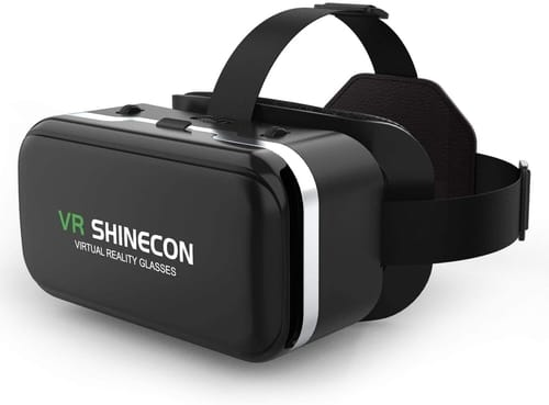 ThaiGEX Virtual Reality Headset for Movies and Games