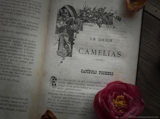La Dame aux Camèlias, Camille, Alexandre Dumas, fils