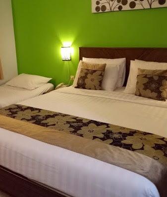 Kamar Hotel Maesa Ponorogo