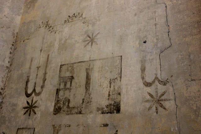 Histoires de graffitis exposition château de vincennes monuments nationaux CMN sur les murs