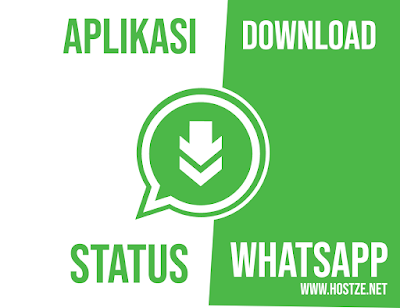 Cara Download Status Foto dan Video di WhatsApp Lengkap - hostze.net