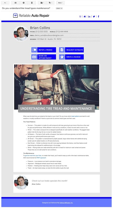 Auto Repair Shops Marketing Ideas to Increase Word of Mouth