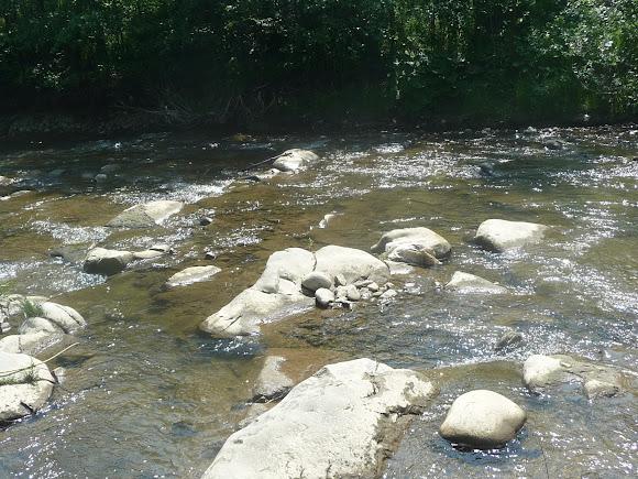 Тисів. Річка Сукіль