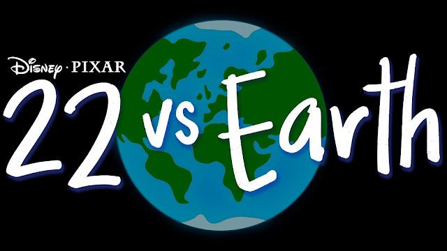 22 vs Earth Logo Disney+