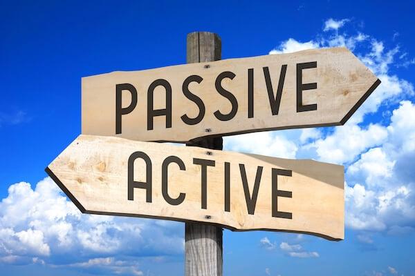 Fungsi Passive Voice Pada Objek Yang Dikenai Tindakan