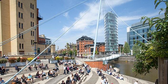 UK's largest regeneration project