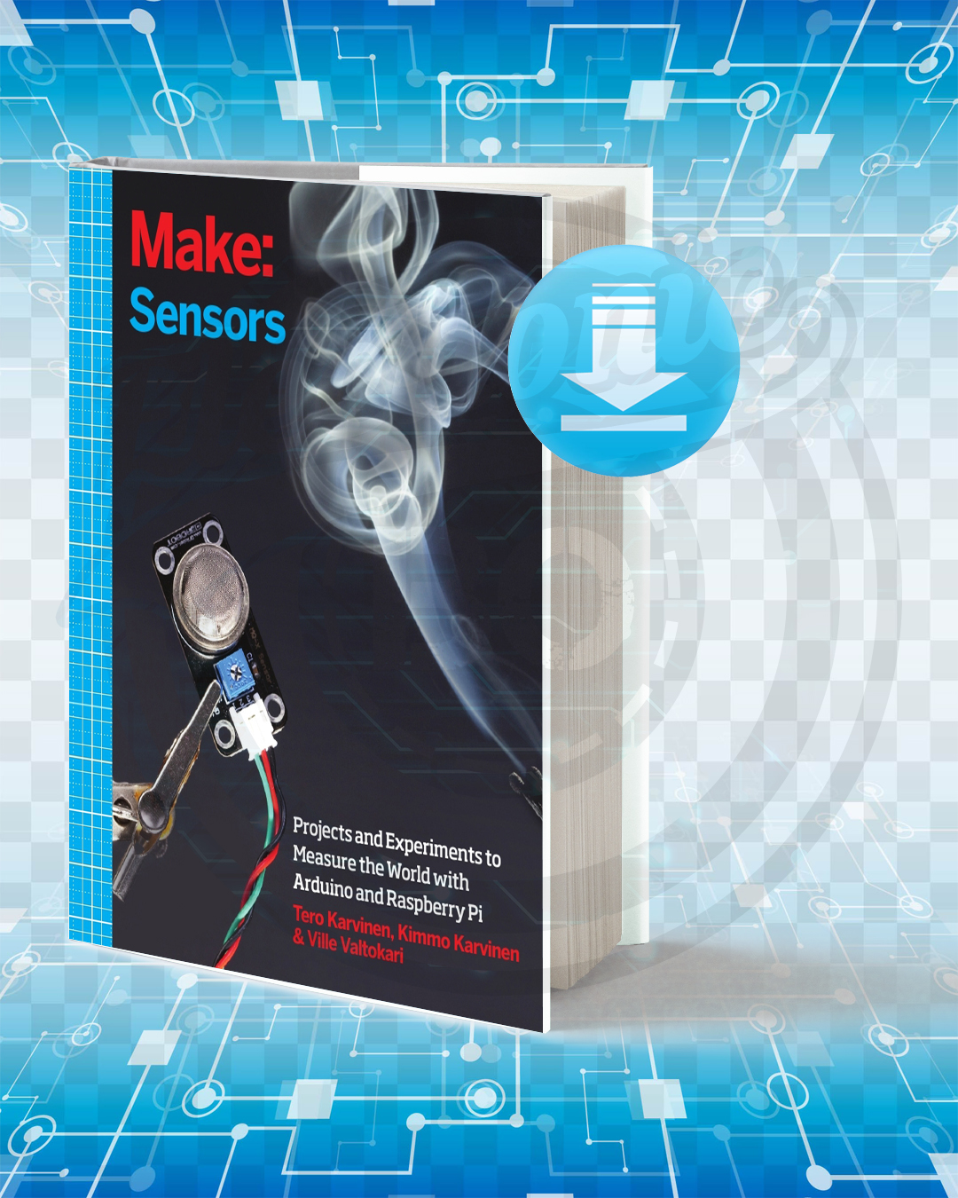 Free Book Make Sensors pdf.