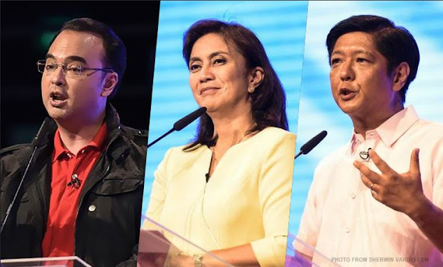 WINNERS: Cayetano, Marcos and Robredo nailed it last Sunday at the #PiliPinas2016 VP Debates
