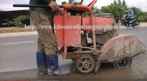 Khoan cắt bê tông tại huyện Tân Hưng