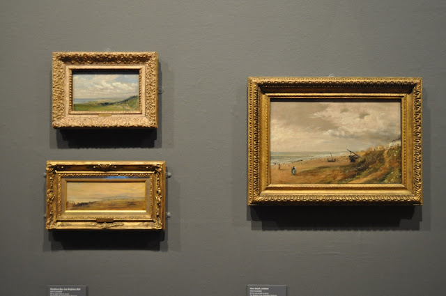 Days Out in Brighton - Constable and Brighton exhibition, photo by modern bric a brac