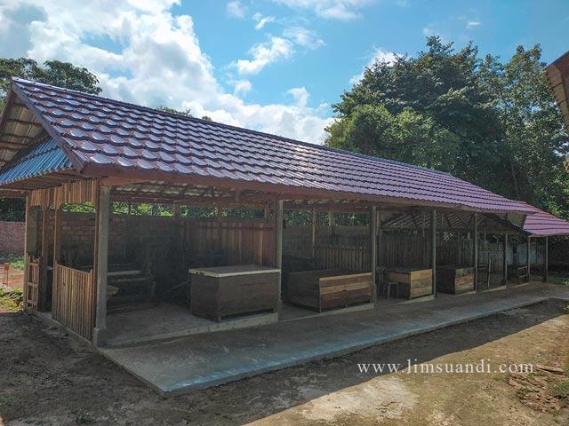 Fasilitas Ponpes Al Furqon Pampangan OKI